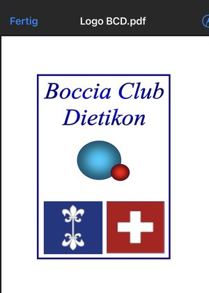 Boccia Club Dietikon