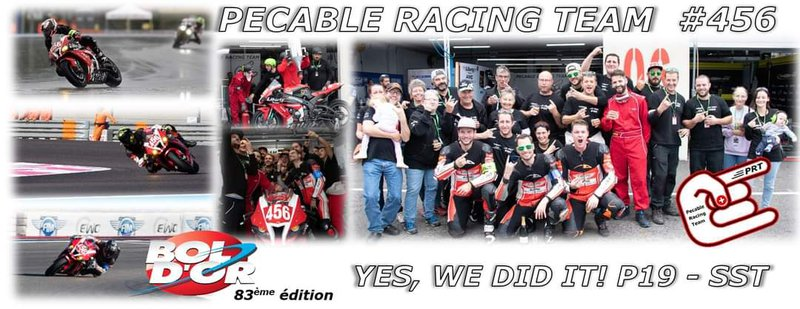 Pecable Racing Team