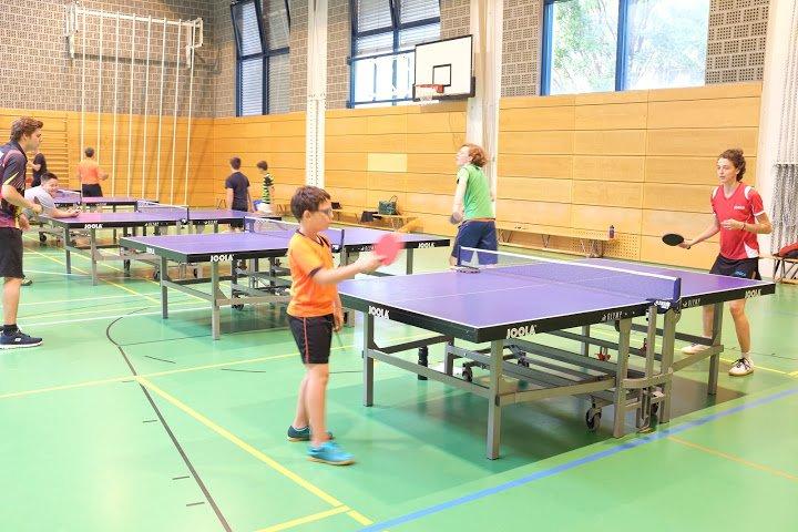 Club de Tennis de Table Martigny