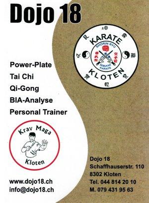 Dojo18 Kampfsportschule