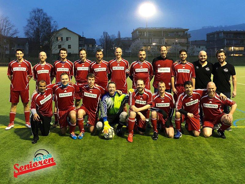 Fussballclub der Siemens Mitarbeiter Zug (FCSZ)