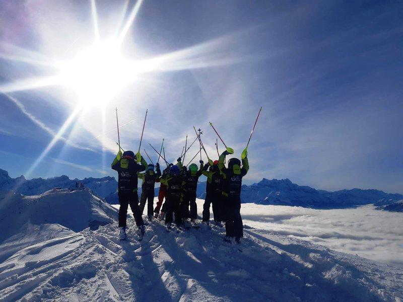 Ski Club Leysin