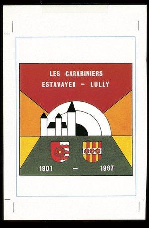 Les Carabiniers d'Estavayer/Lully