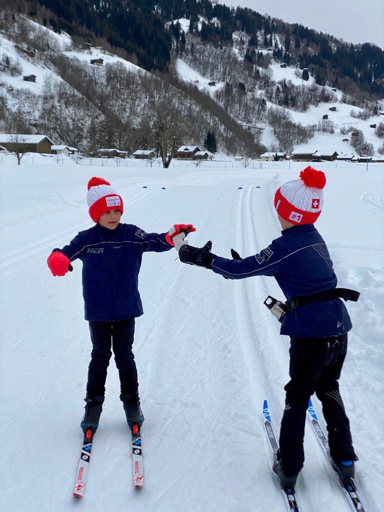 Club da skis Trun