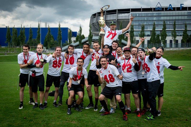 Flag Football Club Winterthur Red Lions