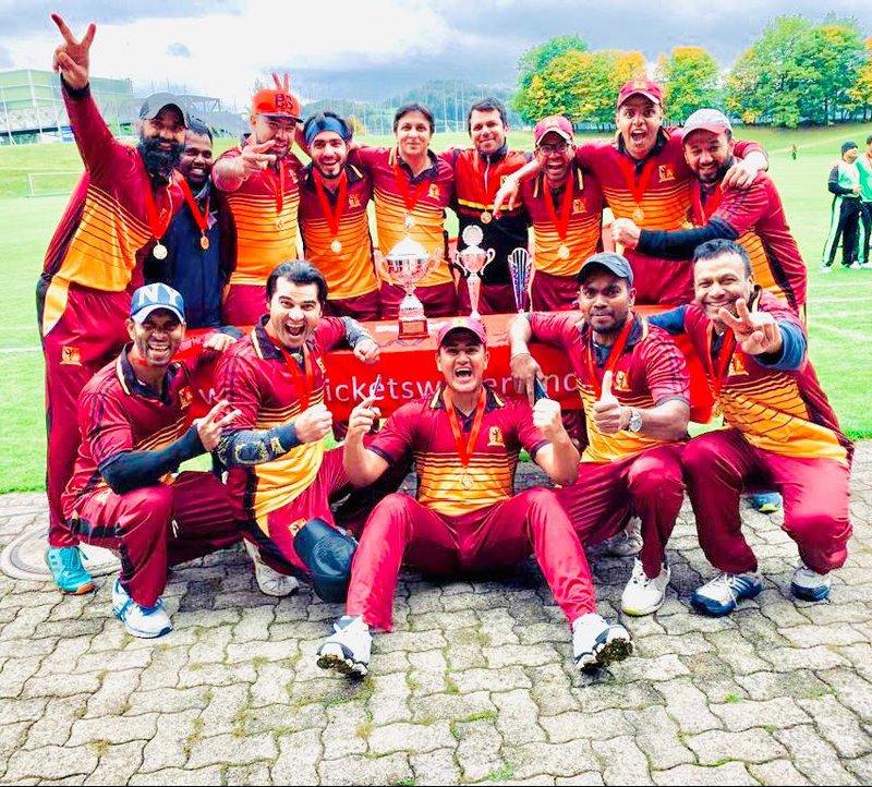 Geneva cricket club