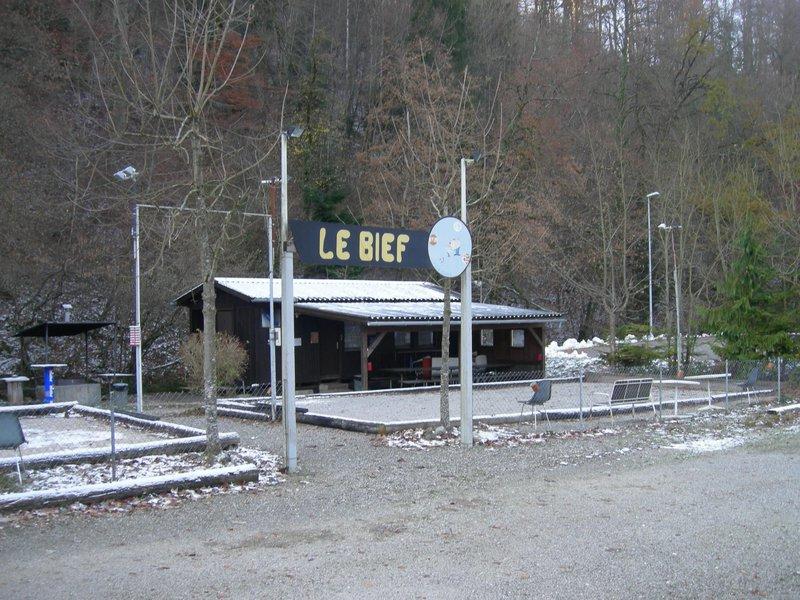 """Club de pétanque """"Le Bief"""""""
