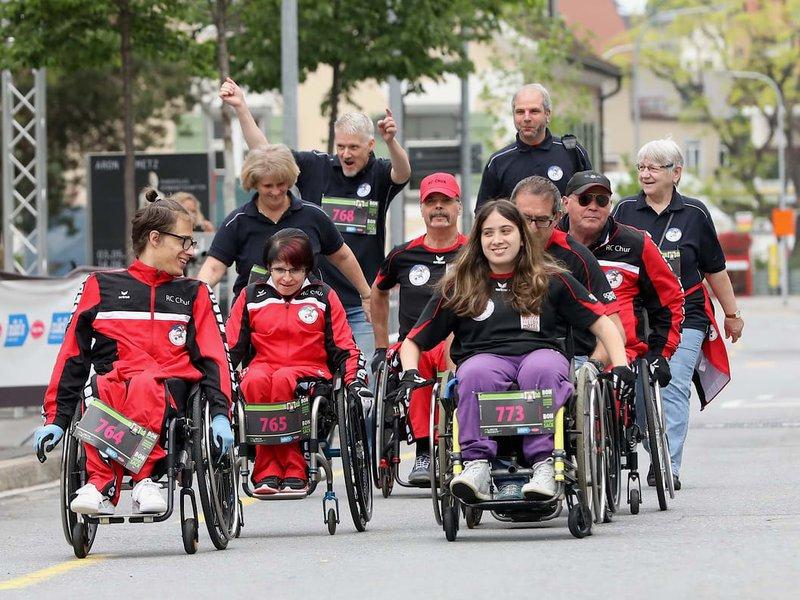 Rollstuhlclub Chur