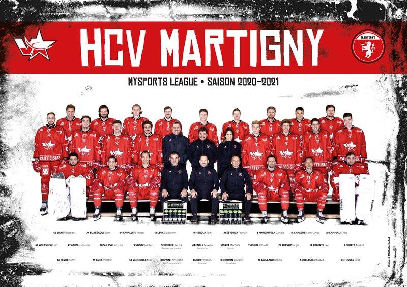 HCV Martigny