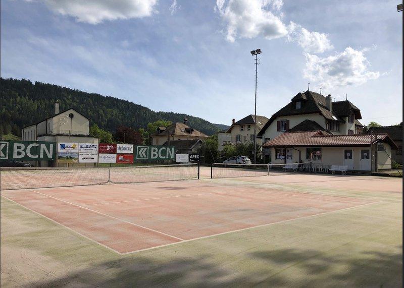 Tennis Club Couvet