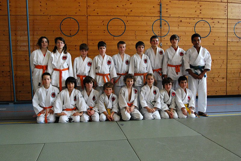 Judo Club Pompaples