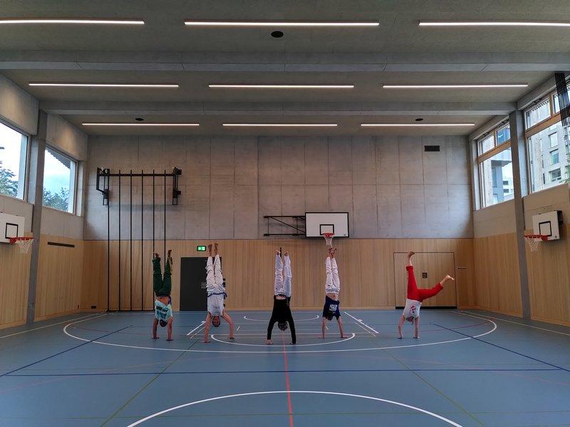 Capoeira União Zürich