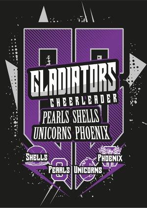 Gladiators Cheerleader