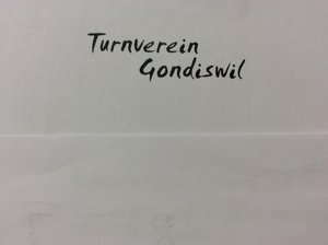 Turnverein Gondiswil