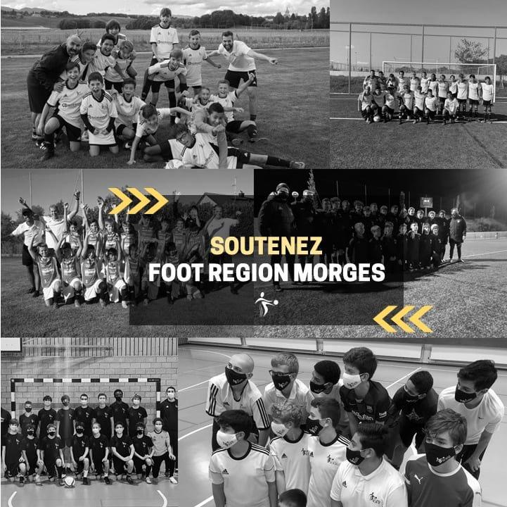 Foot Région Morges