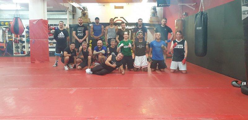 Boxeo Tortuga Gym