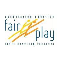 Association sportive Fair Play sport handicap Lausanne