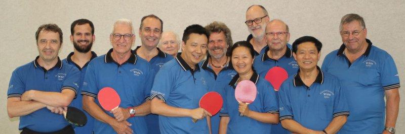 ESVbls Spiez Abteilung Tischtennis