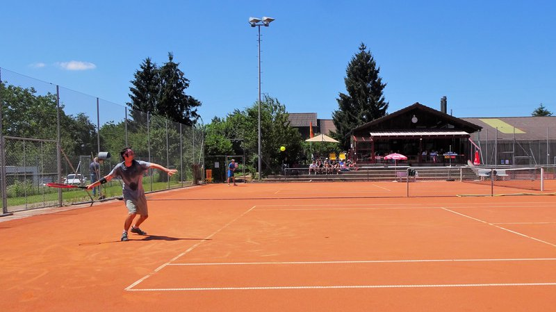 Tennisclub Ittigen, Fischrainweg 57, 3048 Worblaufen