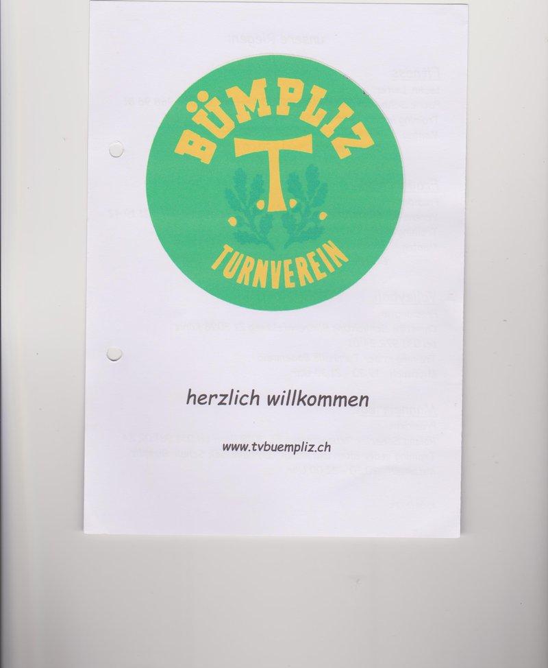 TV Bümpliz 3018 Bern