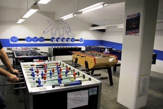 Tischfussballclub Zürich