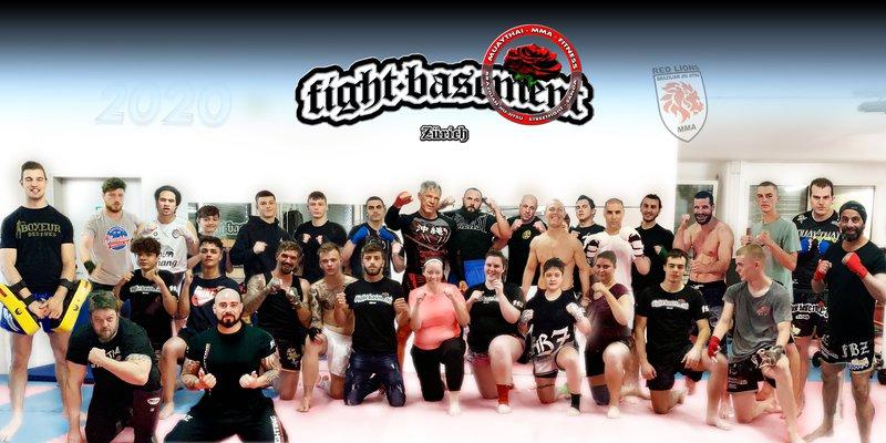 fight-basement zürich