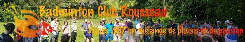 Badminton club Rousseau