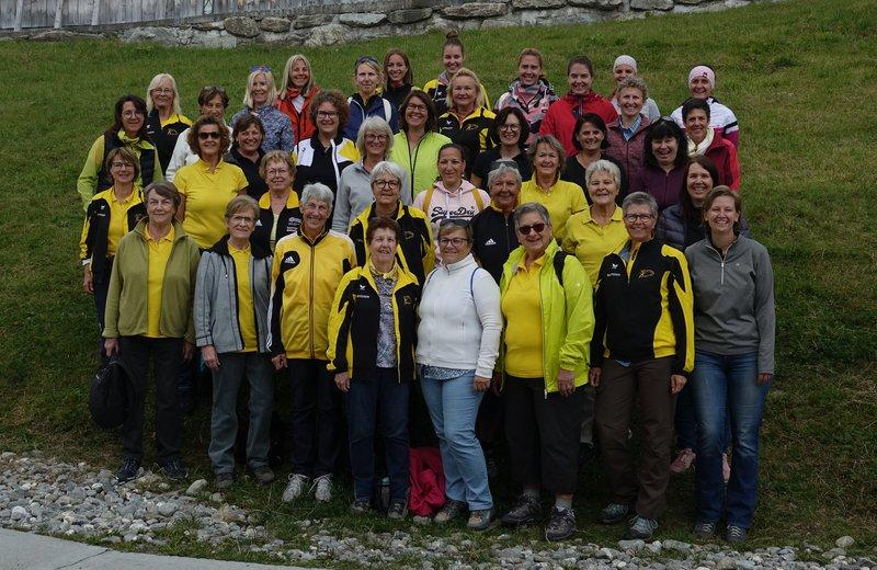 Damen- und Frauenriege Wollerau-Bäch