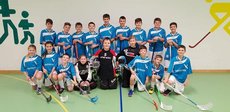 Unihockeyspielergemeinschaft Wild Goose