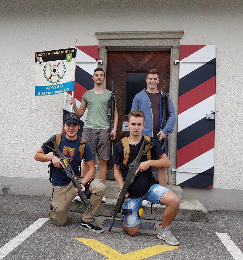 Società di tiro Arvigo - Mesocco - San Vittore GR