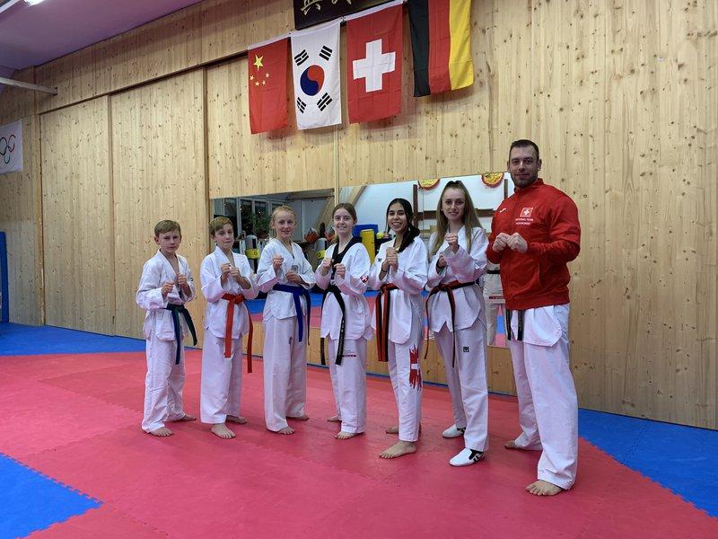 Die Kampfkunstschule Wattwil