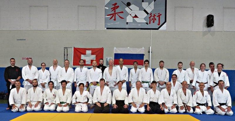 Ju-jitsu Club Gendarmerie Vaudoise