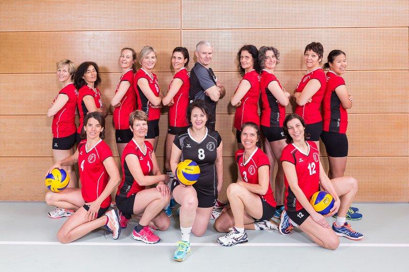 Swiss Volley Masters Women